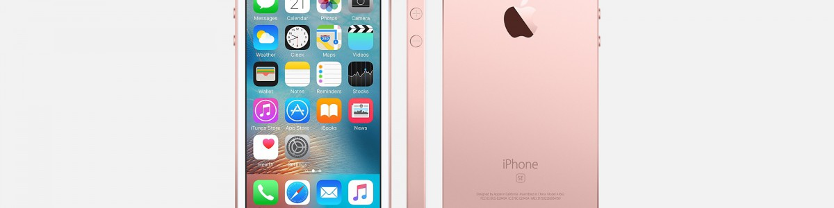 Apple představil iPhone SE