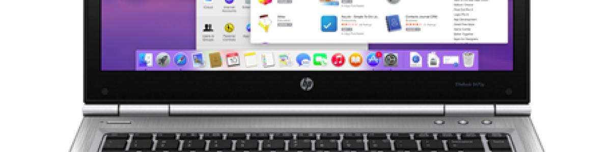 Chcete levně notebook s operačním systémem od Applu? HacBook má pro vás řešení