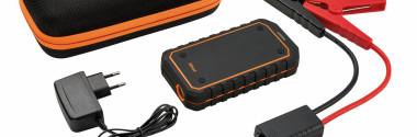 Powerbank, který nabije nejen telefon či tablet, ale dokáže nouzově nastartovat i automobil