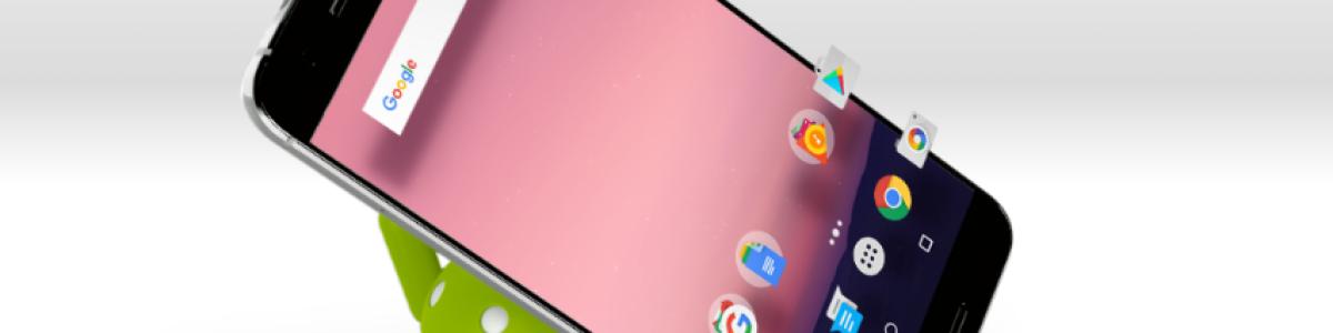 Android 7.0 pro telefony Sony řady Xperia Z a X