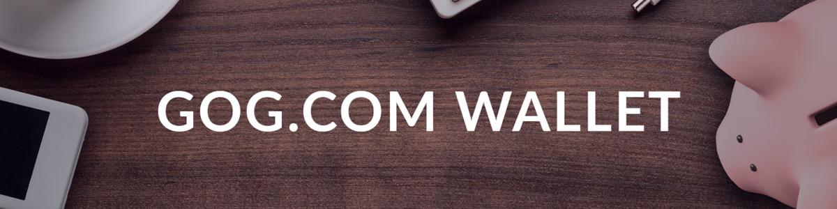 GOG Wallet, nový platební systém GOG